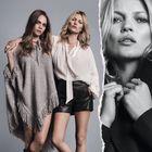 Kate Moss Et Cara Delevingne : Toutes Les Photos De...