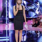 Nouvelle Star : Virginie Guilhaume mise sur la petite robe noire !