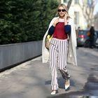 Street Style : Et Si Le Pantalon XXL Était Le Nouve...