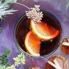 Vin Chaud Orange-hibiscus