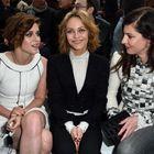 Kristen Stewart Et Vanessa Paradis Copinent Au Prem...