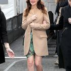 Leighton Meester et les fashionistas aux premiers rangs de la Fashion Week de New York