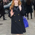 Les stars au premier rang des défilés de la Fashion Week de Paris