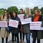Les Femmes De La Semaine : Les People Se Mobilisent...