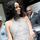 Les Femmes De La Semaine : Rihanna, Fan Des Bleus