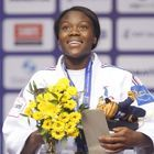 A 21 ans, Clarisse Agbegnenou devient championne du monde de judo