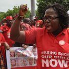 Bring Back Our Girls : Manifestations Au Nigeria Po...