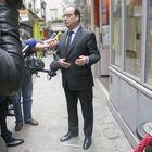 Face À Face Tendu Entre François Hollande Et Deux F...