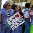 L'infirmière Américaine Contaminée Par Ebola Témoig...
