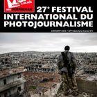 Le Festival « Visa Pour L'image » Rend Hommage Aux...