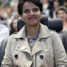 Rentrée Scolaire : Najat Vallaud-Belkacem Fait Le P...