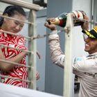 Sexisme : Le Geste De Lewis Hamilton Pointé Par Le...