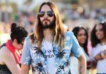Jared Leto à Coachella : que penser de sa chemise hawaïenne ?