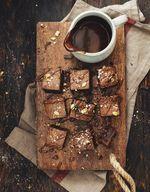 Gâteau au chocolat sans lait ni oeufs