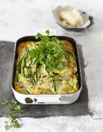 Gratin de courgettes Weight Watchers
