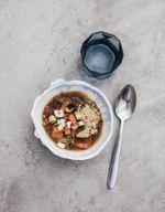 Lentilles veggie style Lanzarote