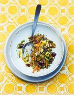 Salade de carottes aux deux citrons