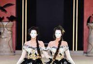 Défilé Guo Pei Haute Couture Automne-Hiver 2019-2020