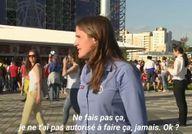 Coupe du monde - « Ne faites pas ça ! Ne refaites plus jamais ça ! » : une journaliste victime d'un « fan » lui répond