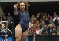 L'incroyable performance de la gymnaste Katelyn Ohashi enflamme le Web