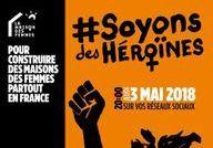 #SoyonsdesHéroïnes : ce soir à 20h, un concert 100% digital pour soutenir la Maison des femmes