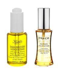 Quelles huiles réconfortantes pour le visage