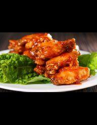 cuire ailes de poulets