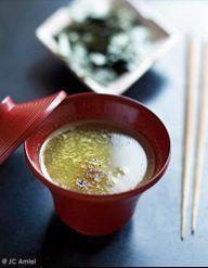 Soupe d'hiver japonaise
