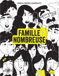 La BD de la semaine : « Famille nombreuse », de Chadia Chaiba Loueslati