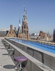 Cinq raisons de loger à l'hôtel W à Amsterdam