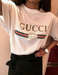 Radar mode #14 : le t-shirt logo Gucci