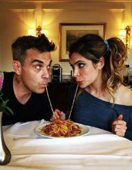 Les Instagram de la semaine: quand Robbie Williams rejoue «La Belle et le Clochard»
