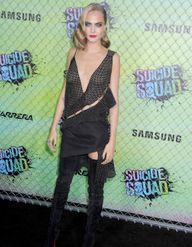 Cara Delevingne, Jared Leto, Will Smith : avant-première VIP pour Suicide Squad !