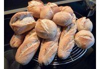 """Les gourmandises de Prunille : """"La recette de mes baguettes"""""""