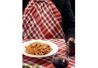 Spaghettis, salsa Al Pomodoro (sauce tomate)