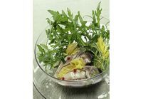 Vinaigrette d'huîtres