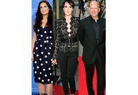 Bruce Willis/Demi Moore/Rumer Willis : réunion familiale au ciné ?