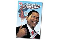 Spider-Man va sauver Obama le jour de son investiture