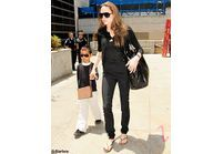 Angelina Jolie et son fils Maddox : ils ont le même look !