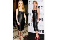 Drew Barrymore / Nicole Kidman : un look à l'identique
