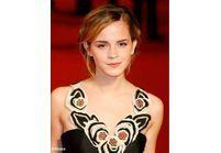 Emma Watson, nouvelle égérie Burberry