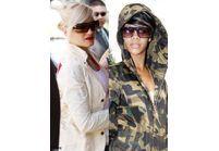 Gwen Stefani et Rihanna : les lunettes carrées font fureur à L.A.