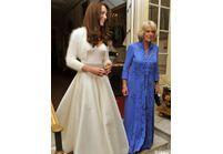 Kate Middleton : une 2e robe de mariée pour la soirée