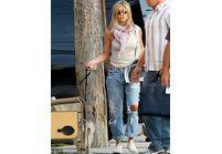 Le boyfriend jean de Jennifer Aniston ? Il déchire !