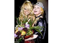 Pamela Anderson égérie Vivienne Westwood