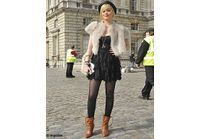 Londres : les looks de la fashion week