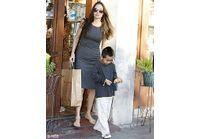 Angelina Jolie en tête à tête avec Maddox