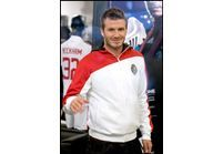 David Beckham, le footballeur le mieux payé