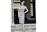 Dita Von Teese a la Dior attitude !