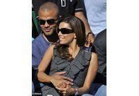 Eva Longoria et Tony Parker : fous amoureux à Roland Garros